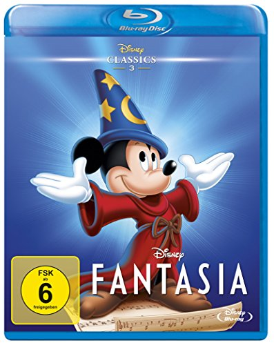 Bild von Fantasia - Disney Classics 3 [Blu-ray]