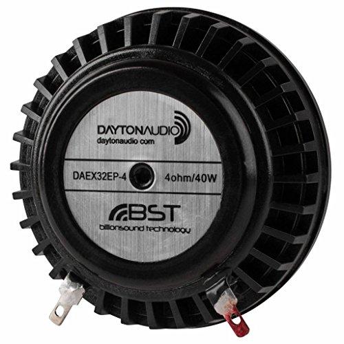 Dayton Audio DAEX32EP-4 Thruster 32mm Exciter Speaker 40W 4 Ohm -