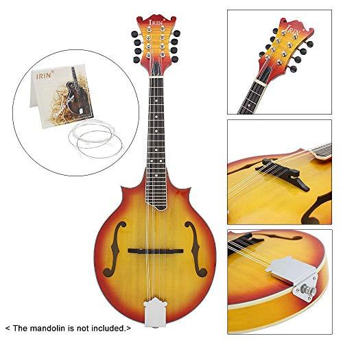 Zoom IMG-3 corde di mandolino alta qualit