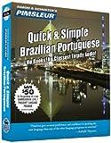 Pimsleur Portuguese (Brazilian) Quick & Simple...