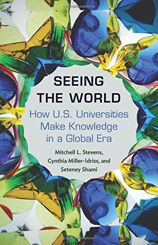 Seeing the World (Princeton Studies in Cultural Sociology) por Mitchell Stevens