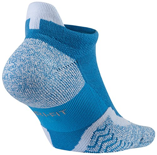 Nike No Show Socks Elite Tennis Azul / Blanco (BLUE LAGOON/WHITE/(WHITE))