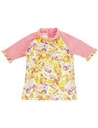 Pampolina Baby - Mädchen Einteiler sun protection shirt