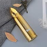 sport in acciaio inox pallottole vuoto regali militari Memorial militari appassionati di studenti 500mL