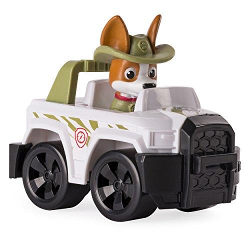 Preisvergleich Produktbild Paw Patrol - Rescue Racer - Tracker im Jeep - Fahrzeug