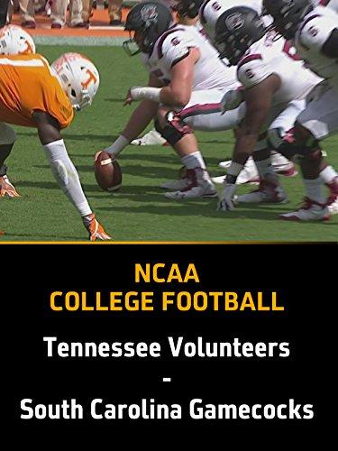 College Football, Tennessee Volunteers - South Carolina Gamecocks, Week 7