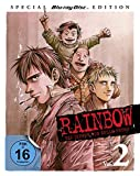 Rainbow: Die Sieben von Zelle sechs Vol. 2 BD (Special Edition) [Blu-ray]
