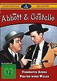 Abbott & Costello - Verrücktes Afrika & Piraten wider Willen [2 DVDs]