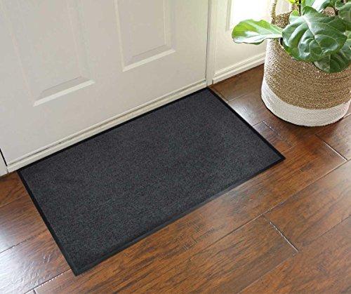 Premium Fußmatte in attraktiver Optik , Schmutzfangmatte, Fußabtreter, Türmatte 40x60cm oder...