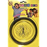 Flow Ring Kinetic 3D Sculpture Toy by ARFA  -Multi Sensory Interactive Spring Toy with Stainless Steel for Kids and Adult