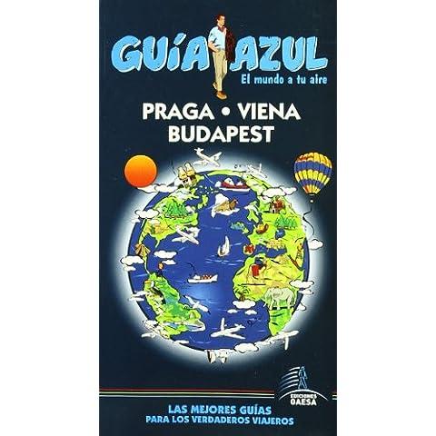 Guía Azul Praga, Viena, Budapest (Guias Azules)