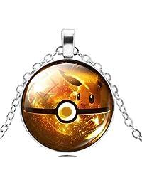 Inception Pro Infinite Pkmn2 - Pokemon Go Poke 'Collar de Pelota Pokeball (Amarillo)