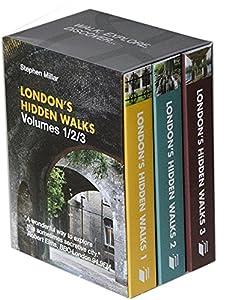 Stephen Millar's London's Hidden Walks: Volumes 1-3