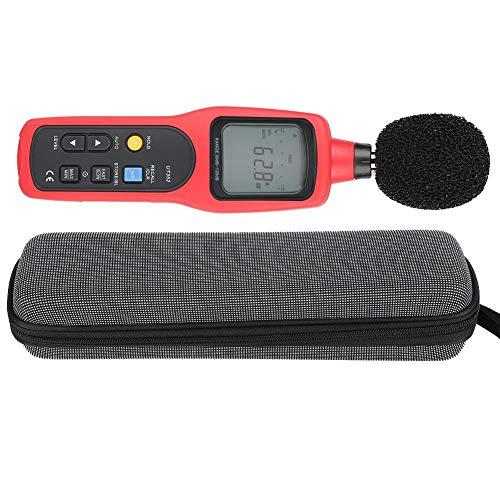 Schallpegelmesser, UT352 LCD-Display Digitaler Schallpegelmesser Noise Detect Tester