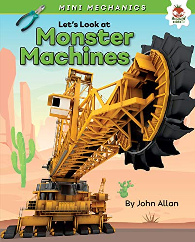 r Machines (Mini Mechanics) (English Edition) ()