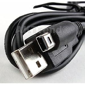 Original AKTrend® Usb Ladekabel Für Nintendo 2DS / 3DS / 3DS XL / DSi / DSi XL / NDSi