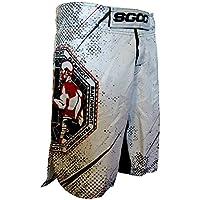 MMA-Staredown, color blanco, color , tamaño medium