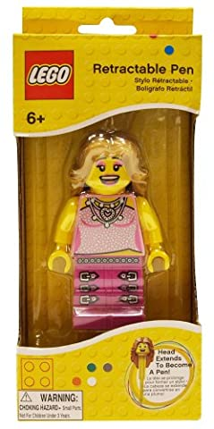 LEGO® Retractable Pen Girl Singer