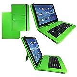 Qwertz Tastatur Tablet Tasche für Acer Iconia One 8