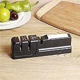 WY-knife sharpener Klassischer manueller Messerschärfer - professionelles Messerschärfsystem 19,5 * 4,5 * 6cm