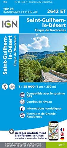 2642ET SAINT-GUILHEM-LE-DESERT CIRQUE DE NAVACELLES par  COLLECTIF