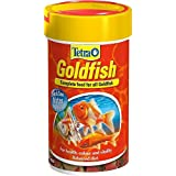 Tetra Goldfish Flakes 250ml (52g) Fish Food High Energy Food for Fishes