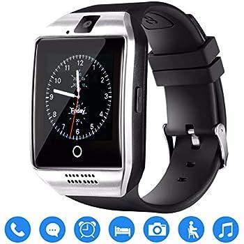 TagoBee El Reloj Inteligente Bluetooth TB02 con Tarjeta SIM es Compatible con Whatsapp Notificación Compatible con