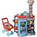 Home Supermarket Kids Playset - DIY