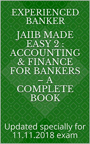 Accounting And Finance For Bankers Ebook