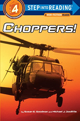 Choppers! (Step into Reading, Step 4)