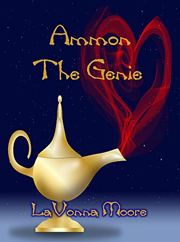 free kindle book Ammon The Genie