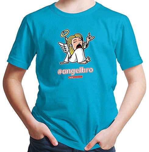HARIZ  Jungen T-Shirt Pixbros Angelbro Xmas Weihnachten -