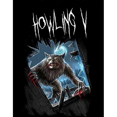 Howling V: The Rebirth Movie Poster (27,94 x 43,18 cm)