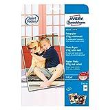 AVERY Zweckform 2743-40 Classic Inkjet Fotopapier (A4, einseitig beschichtet, seidenmatt, 170 g/m², 40 Blatt)
