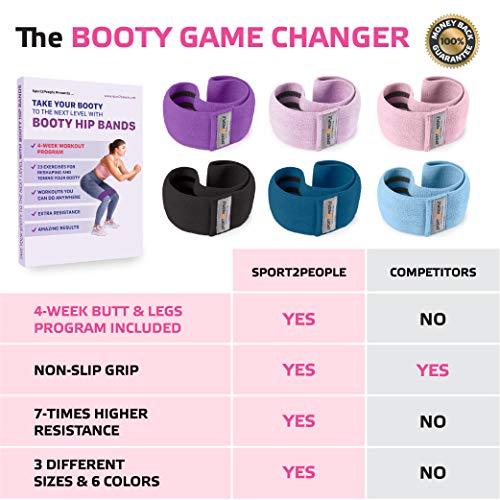 Zoom IMG-2 sport2people esercizio hip fascia fasce