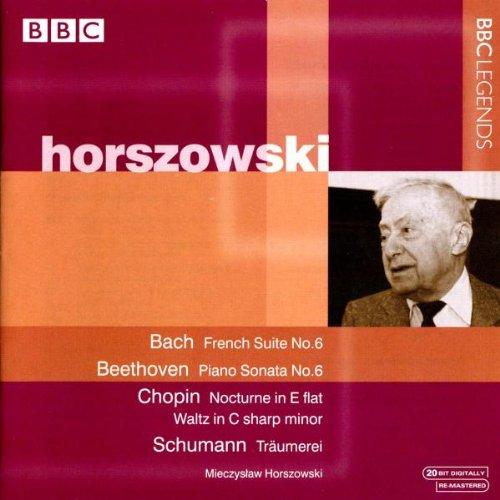 Horszowski Sp.Bach/Beethoven