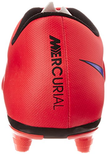 Nike Mercurial Vortex II FG Herren Fußballschuhe Leuchtendes Karmesinrot/Persisches Violett