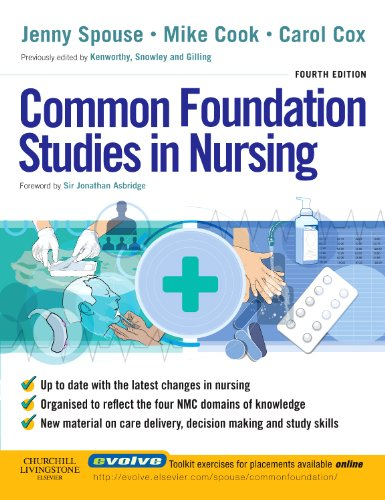 Common Foundation Studies in Nursing E-Book