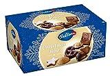 Bahlsen Christmas Time - Gebäckmischung zu Weihnachten - mit verschiedenen Lebkuchen, aromatischer Vollmilchschokolade und leckeren Zimtsternen, 1er Pack (1 x 2.5 kg)
