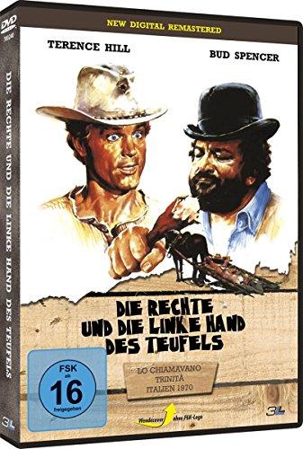 Die rechte und die linke Hand des Teufels (DVD)
