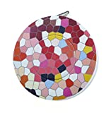 Balzer 80244D Hoechstmass Mosa Rollfix Decorative Mosaic, Tape Measure 150 cm/60 Inches ABS/Polyfibre Multicoloured; Crystal Heart Measures 5 x 5 x 1,4 cm
