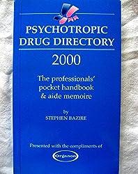 Psychotropic Drug Directory: 2000