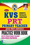 Kiran's KVS PRT Primary Teacher & PRT (Music) Practice Work Book English - 2336