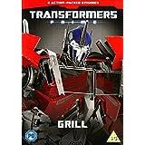 Transformers Prime - Grill