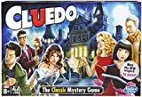 Cluedo the Classic Mystery Board GameP