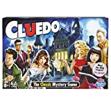 Picture Of Hasbro 387123480 Cluedo the Classic Mystery Board Game
