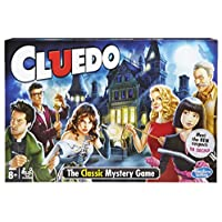 Hasbro Gaming – Family Game Cluedo (Hasbro 38712)