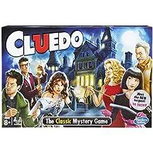 Hasbro Gaming–Family Game Cluedo (Hasbro 38712)