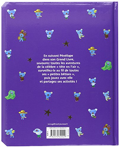 Le livre de les pr noms dans les livres d 39 enfants - Prenom penelope ...