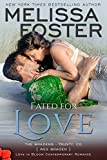 Fated for Love (Bradens at Trusty #2) (Love in Bloom: The Bradens Book 8) (English Edition)